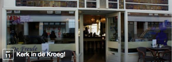 Kerk in de Kroeg! met BethelBoven Den Haag