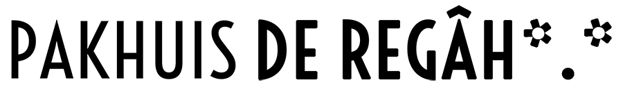 PAKHUIS DE REGAH Pakhuis De Zwijger in Den Haag logo compleet web asterisk wild card logo